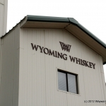 Wyoming Whiskey\'s still house
