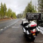 Obligatory Continental Divide photo